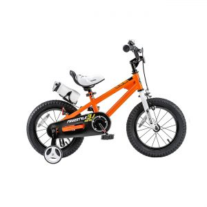 """ROYAL BABY Freestyle 16"""" (2019) Action Bikes"""